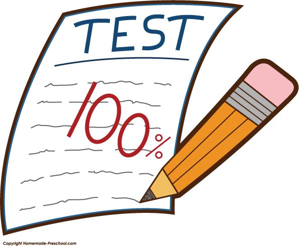 Weekly tests