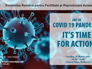 Reproducerea asistată în vreme de pandemie