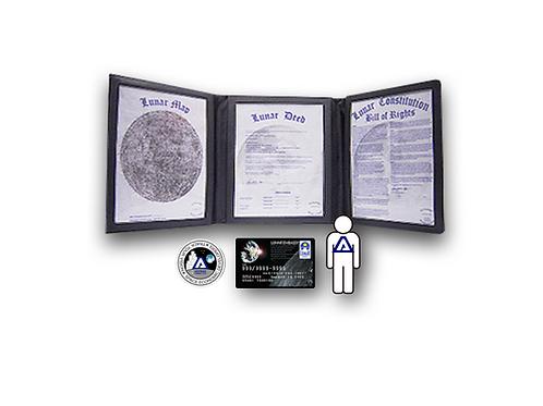 【ワッペン】ASTRAX月面シティ開拓者メンバーシップ(ビジネスメンバー)+ビジネスコンサルティングセット
