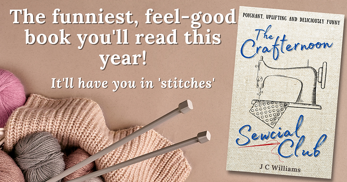 The funniest, feel-good book you'll read