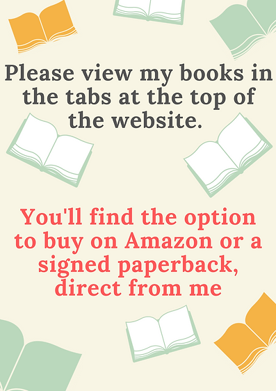 Please view my books in the tabs at the