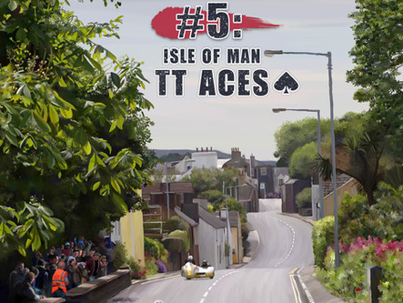 Greetings from the Isle of Man (JC HQ)