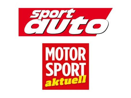 SPORT AUTO und Motorsport aktuell Medien-Partner der GT Winter Series