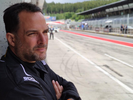 Marcel Oosenbrugh: vom Porsche Cup in die GT Winter Series