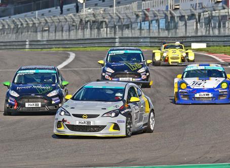 """STT trägt """"H&R Cup Europa"""" im Rahmen der GT Winter Series aus"""