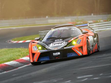 Teichmann Racing und bremotion mit bei der GT Winter Series