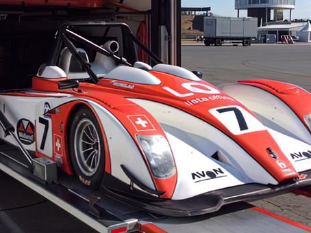 SZM Motorsport mit Wolf GB08 Honda in der GT Winter Series