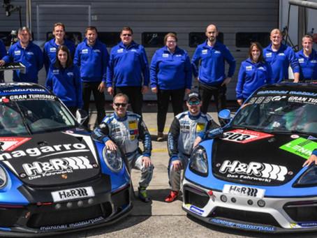 Mühlner Motorsport eines der erfahrensten Teams in der GT Winter Series