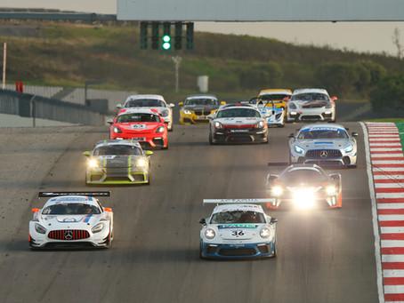 Das Team Zakspeed drückt der GT Winter Series in Portimao seinen Stempel auf