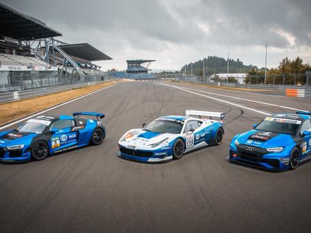 racing one geht von der Eifel nach Spanien - Teilnahme an der GT Winter Series geplant