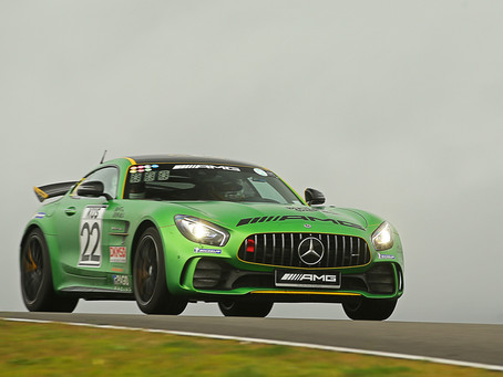 10Q Racing bildet Nachwuchs in der GT Winter Series aus