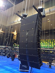 Audio Rental K2 Line Array