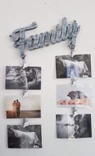 Portafoto Family | Scritte Nomi Personalizzate