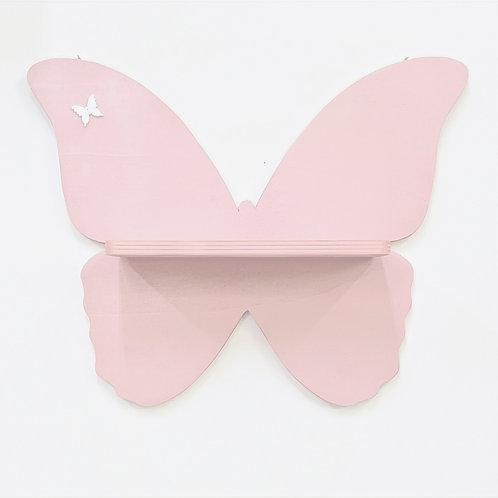 Mensola farfalle | Scritte Nomi Personalizzate