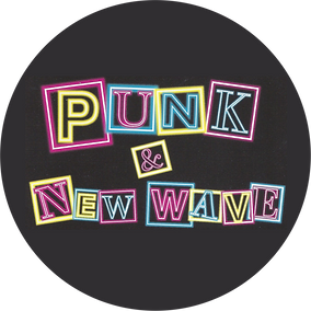 Punk & New Wave only on Totally 80s Radio