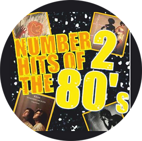 Number 2 Hits of the 1980s only on Totally 80s Radio
