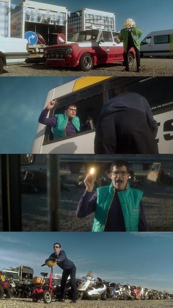 MARC REBILLET – Twerking on a bus