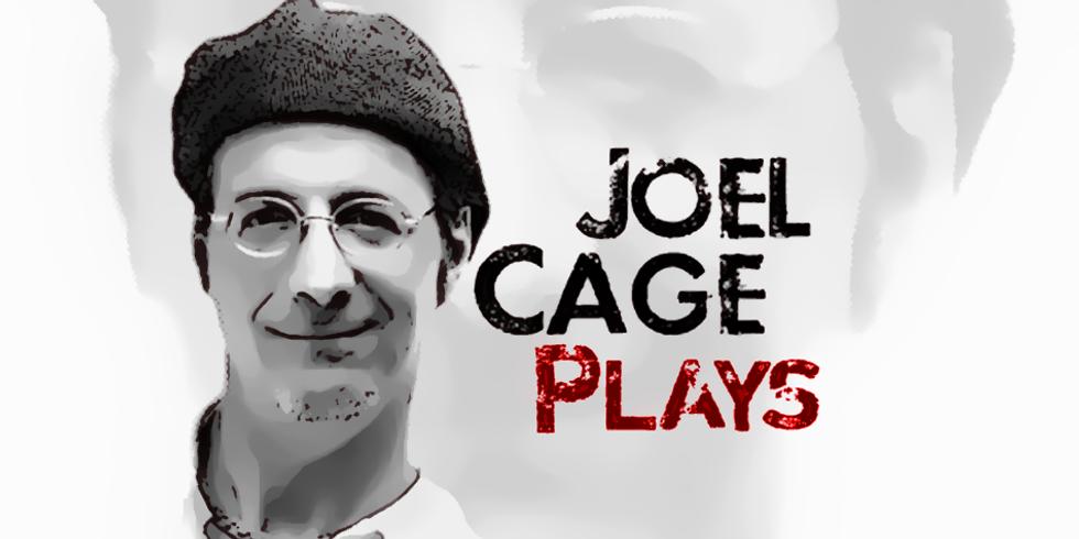 Joel Cage Live at NoLo Bistro & Bar