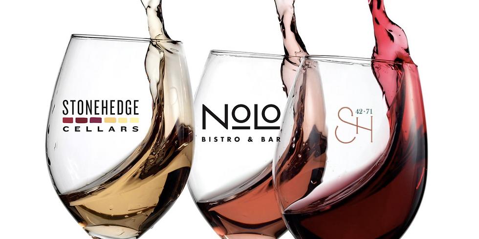 Stonehedge Cellars February 2020 Wine Tasting