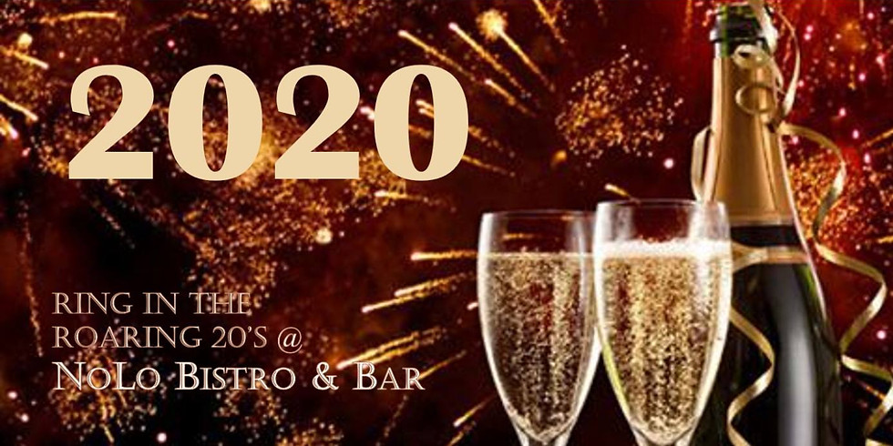 New Year's Eve at NoLo Bistro & Bar!