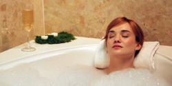 room or spa - soak tub