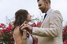 CT Garden Wedding