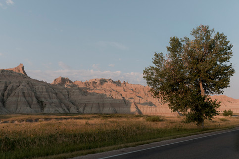 Badlands, SD