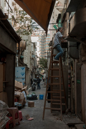Sham Shui Po, HK