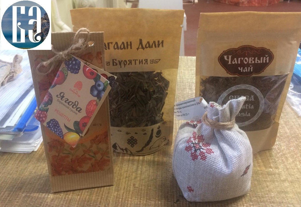 Сибирские чаи и травяные подушечки