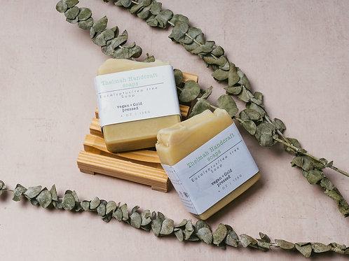 Eucalyptus and Tea tree bar soap