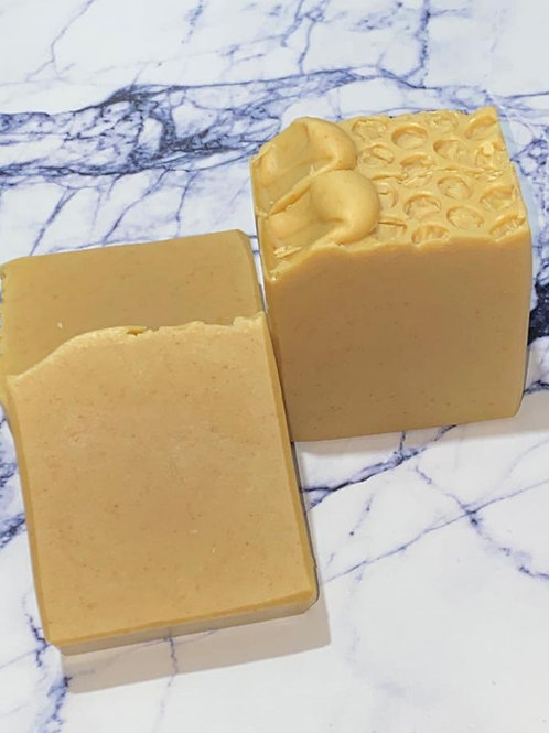 Honeycomb bar soap