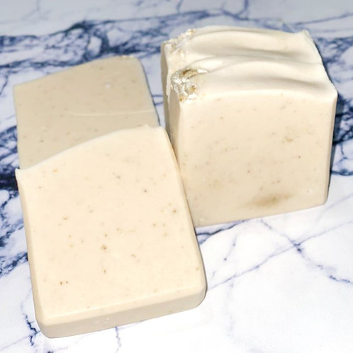 Coconut+oatmilk+oatmeal soap
