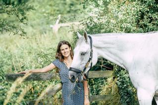 Equine Photoshoot in Northamptonshire