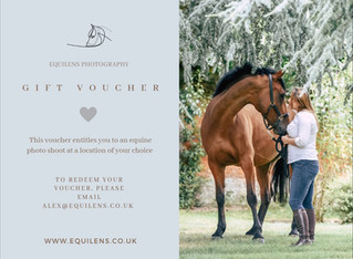 Equilens Photography Christmas Gift Vouchers Available Now!