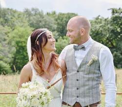 #thelookoflove #brideandgroom #wedding #weddingphotography #wasingpark #love #happiness #photographe