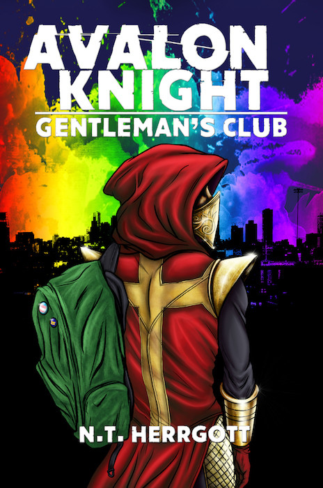 Avalon Knight Front Cover