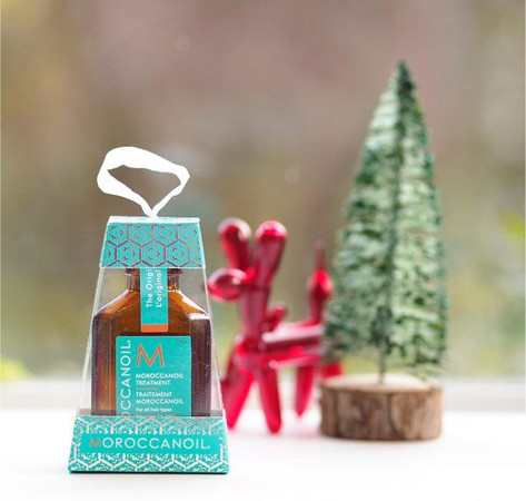 Moroccan Oil Holiday Campaign