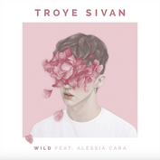 """Troy Sivan featuring Alessia Cara """"Wild"""" Mixed by Eric Racy Mastered by Trevor Case"""