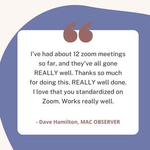 Dave Hamilton, Mac Observer