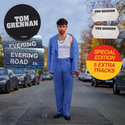 """Tom Grennan """"Being Angry"""" Written by Ivory Layne"""