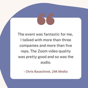 Chris Rauschnot, 24K Media