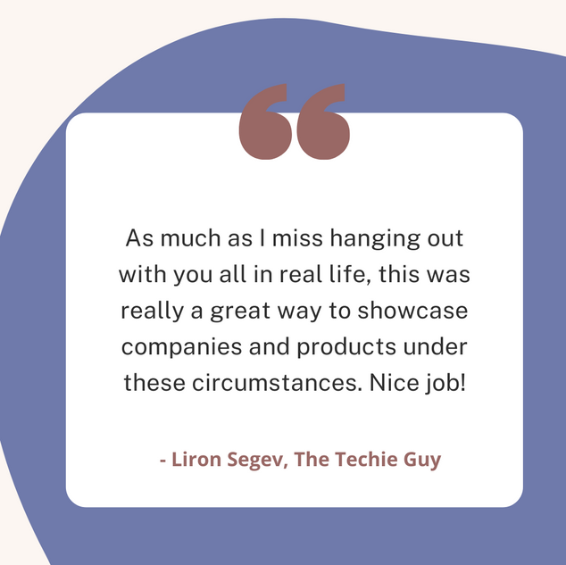 Liron Segev, The Techie Guy