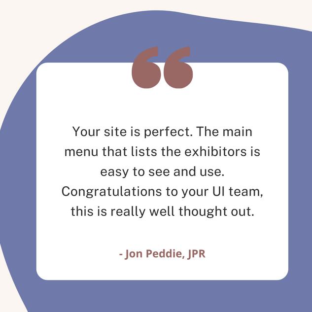 Jon Peddie, JPR