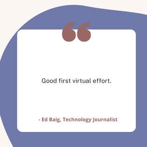Ed Baig, Tech Journalist