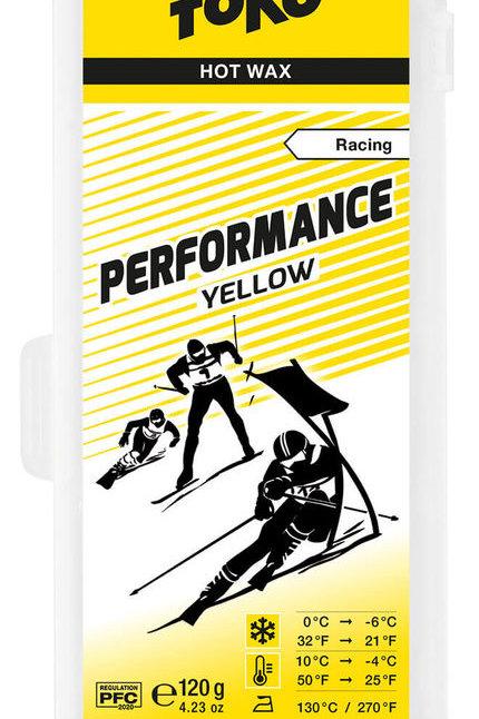 Wax Low Performance  yellow 40gr