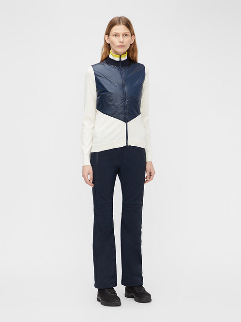 Luna Knitted Full-Zip Midlayer