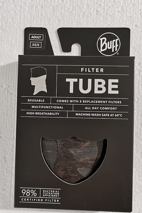 Buff Tube avec 5 filtres