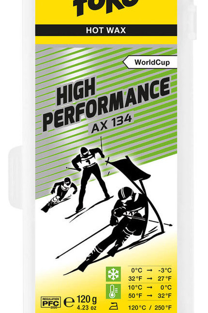 Toko Wax High Performance  AX 134 40gr