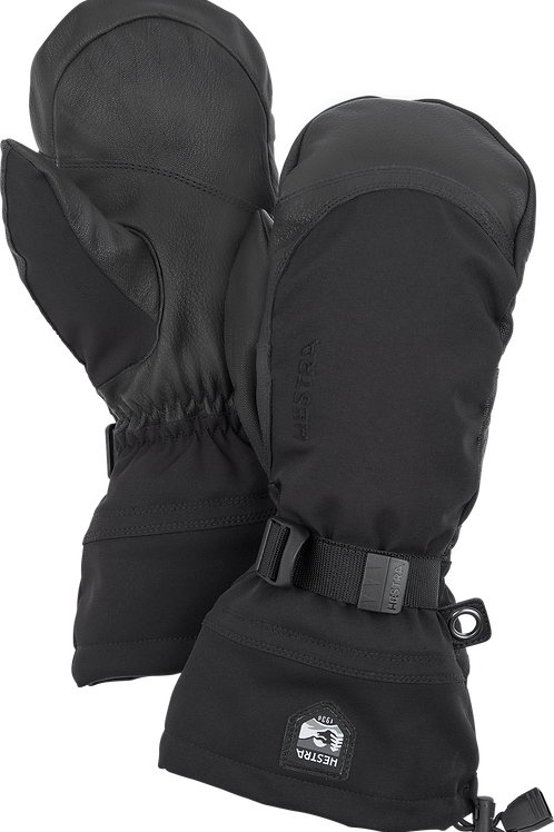 Alpine Pro Army Leather Extrem Mitten