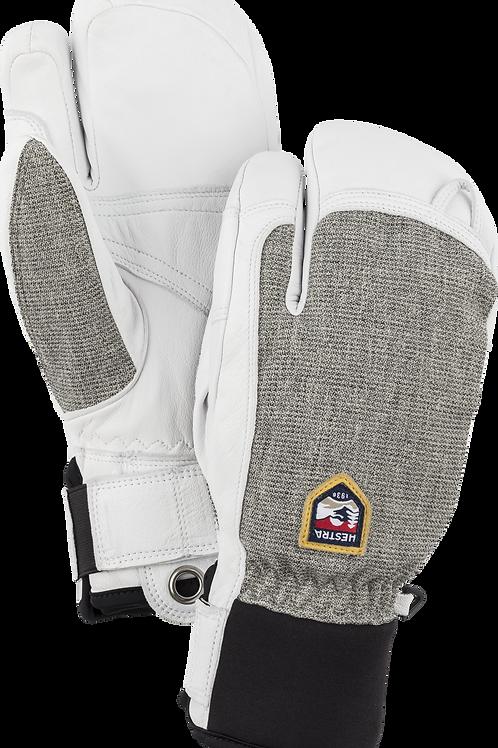 Patrouille Alpine Pro à 3 doigts